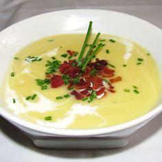 nice Slow Cooker Creamy Potato-Leek Soup