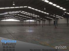 BODEGA EN RENTA EN TOLUCA  SE RENTA BODEGA EN TOLUCA. Excelente Bodega industrial, ubicada en Toluca, dentro del mejor parque ...  http://toluca-city.evisos.com.mx/bodega-en-renta-en-toluca-id-616036