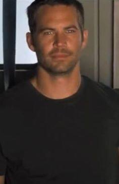 "Paul Walker in ""Fast Five"""