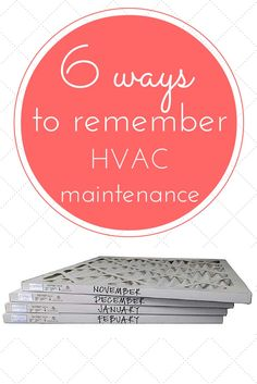 Clear the air learn how often to change furnace filters green 6 ways to remind yourself to check out your hvac equipment solutioingenieria Image collections
