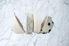 Cestos-pasteles by Amara Montes