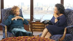 Why Cissy Houston Staged an Intervention for Whitney Houston - Video - @Helen Palmer George #Nextchapter