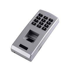 MagiDeal Wasserdichte Tür-Zugriffskontrolle Fingerabdruck-Scanner Zutrittskontrolle: Amazon.de: Baumarkt Scanner, Phone, Finger Print, Telephone