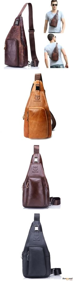 Epic Low Price + Free Shipping. Bullcaptain Bags, Men Bags, Leather Bags, Chest Bag, Vintage Bags, Travel Bags, Crossbody Bags, Shoulder Bag. Material: Genuine Leather. Color: Black, Brown, Khaki. >>> To View Further, Visit Now.