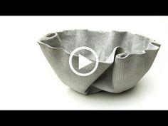 ShapeCrete :: Draped Planter H