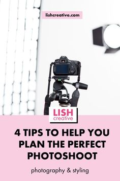 4 Tips to Help You Plan the Perfect Photoshoot | Photography Tips | Photoshoot Planning | Photoshoot Process | Photography Themes | Photoshoot Preparations Tips | Free 5-Step Photoshoot Planner Template | Photoshoot Planner for Entrepreneurs | Free Photogaphy Planner Printables | LISH Creative | #photoshootips #photoshootplanner