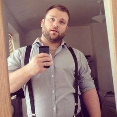Your Average Husky Hairy Homo... : Photo