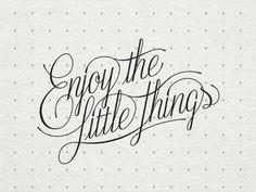 Enjoy The Little Things_FINAL by Bob Ewing