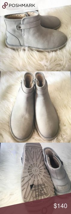 UGG pure classic short suede boots Cute brand new UGG boots  UGG Shoes Ankle Boots & Booties