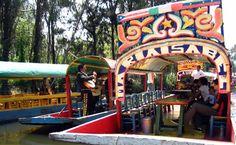 Barquinhos de Xochimilco - Mariachi
