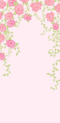 Pink flowers and New Flower Wallpaper, Cute Flower Wallpapers, Pretty Wallpapers, Pink Wallpaper, Mobile Wallpaper, Wallpaper Images Hd, Cute Wallpaper Backgrounds, Wallpaper Downloads, Cellphone Wallpaper