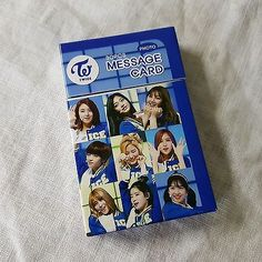TWICE Photo Message Cards 30pcs Korea KPOP star gift new