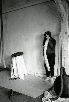 // Eva Hesse 1965