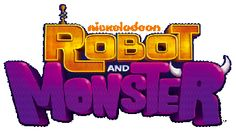 #RobotAndMonster en #Nickelodeon