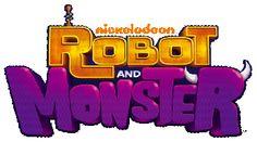 #RobotAndMonster en #Nickelodeon