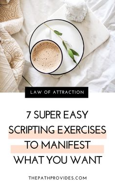 Scripting is one of the most powerful Law of Attraction tools. Try these 7 easy scripting exercises to manifest the life you truly want. Affirmations Louise Hay, Positive Affirmations, Wealth Affirmations, Manifestation Law Of Attraction, Law Of Attraction Affirmations, Manifestation Journal, Law Of Attraction Meditation, Law Of Attraction Love, Law Of Attraction Planner