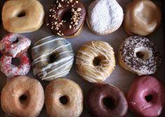Dun-Well vegan doughnuts...YUM!!!!   Named NYC's Best.