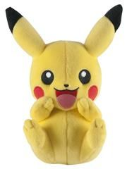 Pokemon T18844 - Pikachu Plush / Stuffed Toy / Pose C Laughing