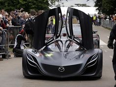 Mazda Furai – The Lost Concept Cars – automotive99.com