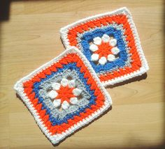 Ravelry: Project Gallery for Walled Garden Square pattern by JudyK