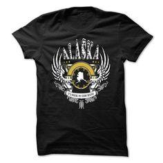 Alaska Is Where My Story Begins T Shirts, Hoodies, Sweatshirts