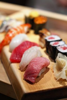 sushi.... My favorite food!