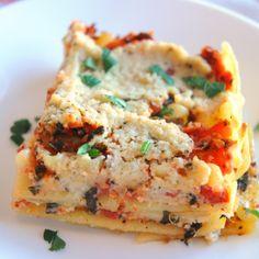 Vegan Ricotta Cheese | Vegan Recipes from Cassie Howard