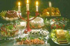 Platos típicos de Navidad en Venezuela, pernil, hallacas, ensalada de gallina...