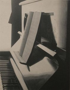 Photo by Paul Outerbridge JR (American, Piano, platinum print. Paul Outerbridge, Joseph, Piano, Terry Redlin, Eastman House, Prison Art, Collections Photography, Famous Art, Photography Courses