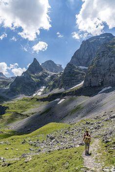 Walenpfad - Switzerland Engelberg, Bryce Canyon, Banff, Rocky Mountains, Vancouver, Holiday Travel, Wilderness, Switzerland, Mount Everest