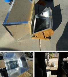 How To Build An Awesome Solar Oven (Bakes Bread & Cooks Whole Chicken!)