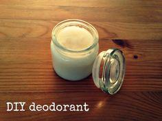Baking Soda Deodorant, Diy Deodorant, Baking With Coconut Oil, Diy Lip Balm, Home Made Soap, Awkward, Glass Of Milk, The Balm, Homemade