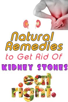 how to pass kidney stones naturally at home