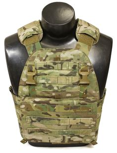 Security & Protection Workplace Safety Supplies Tan Strong Resistance To Heat And Hard Wearing Cooperative Aa Shield Molle Hunting Plates Carrier Mbav Style Military Tactical Vest