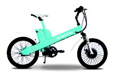 Energie 2.0t.  Electric Touring Bike. Launch Date Sept 2012.  Made In The USA