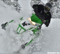 Arctic Cat Snowmobiles - Saturday in the Park
