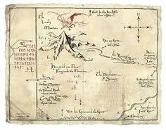 Image result for the hobbit map
