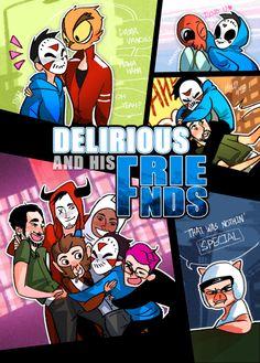 MOUCIHbart Delirious and squad