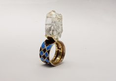Philip Sajet, Netherlands Ring - Lesley Craze Gallery