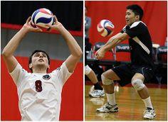 MIT Men's volleyball members Paul Syta and Brendan Chang earn pre-season All-America honors