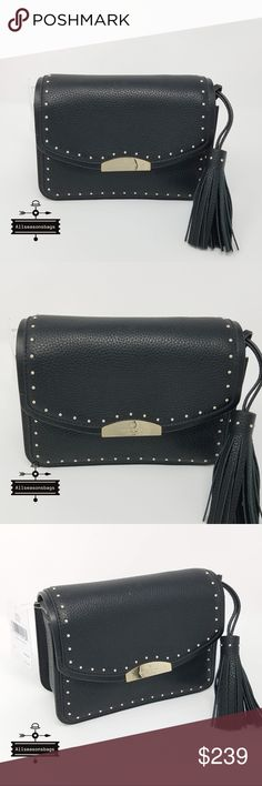 f9d4890ec2c4 Kate spade west Street kenway tassel crossbody bag new with tag NO TRADES  MSRP   329.00
