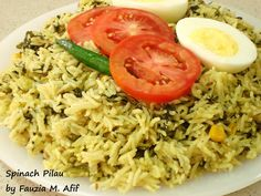 A healthier and lighter version of Pilau, easy to prepare and superbly delicious!