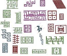 Resultado de imagen de patrones dibujos indigenas ... - photo#8