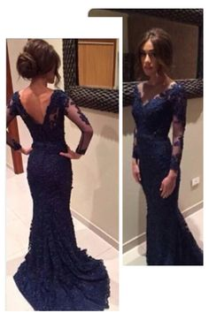 2015 Bateau Evening Dresses Mermaid With Applique Lace And Tulle USD 189.99 VUP91BG33T - VoguePromDressesUK