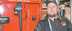 Remote truck, hopper gate openers convenient, versatile