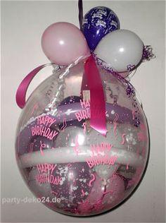 Luftballon Verpackungen