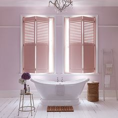 Looking for half solid raised shutters? At the Shutter Store offers half solid window shutters in a wide selection of materials, styles & colors. Diy Interior Shutters, Wooden Shutters, Interior Windows, California Shutters, Shutter Blinds, Bay Window, Window Seats, Custom Windows, My Dream Home