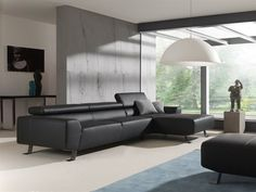1000 images about bankstellen on pinterest interieur sofas and modern sofa - Sofa zitplaatsen zwarte ...