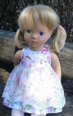 Sylvia Natterer Doll Aurelie - Renamed Emily.