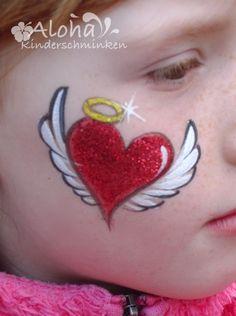 Projetos da pintura da cara para a festa de seus filhos!